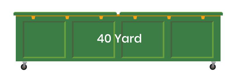 40-yard