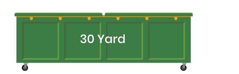 30-yard