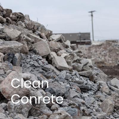 clean-conrete