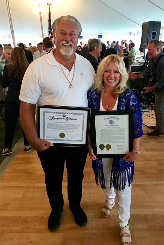 Bayshore award The Jersey Shore Partnership