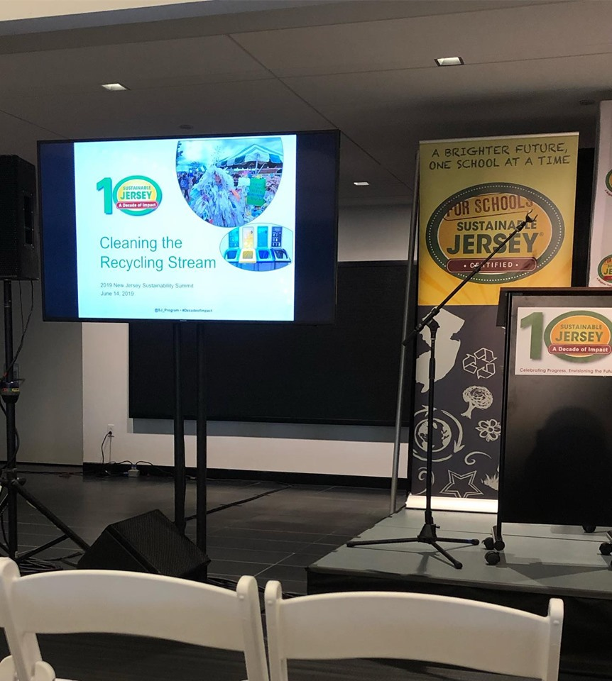 Sustainable Jersey Program presentation
